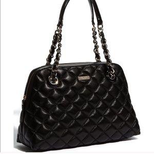 Kate Spade Gold Coast Georgina Black Shoulder Bag